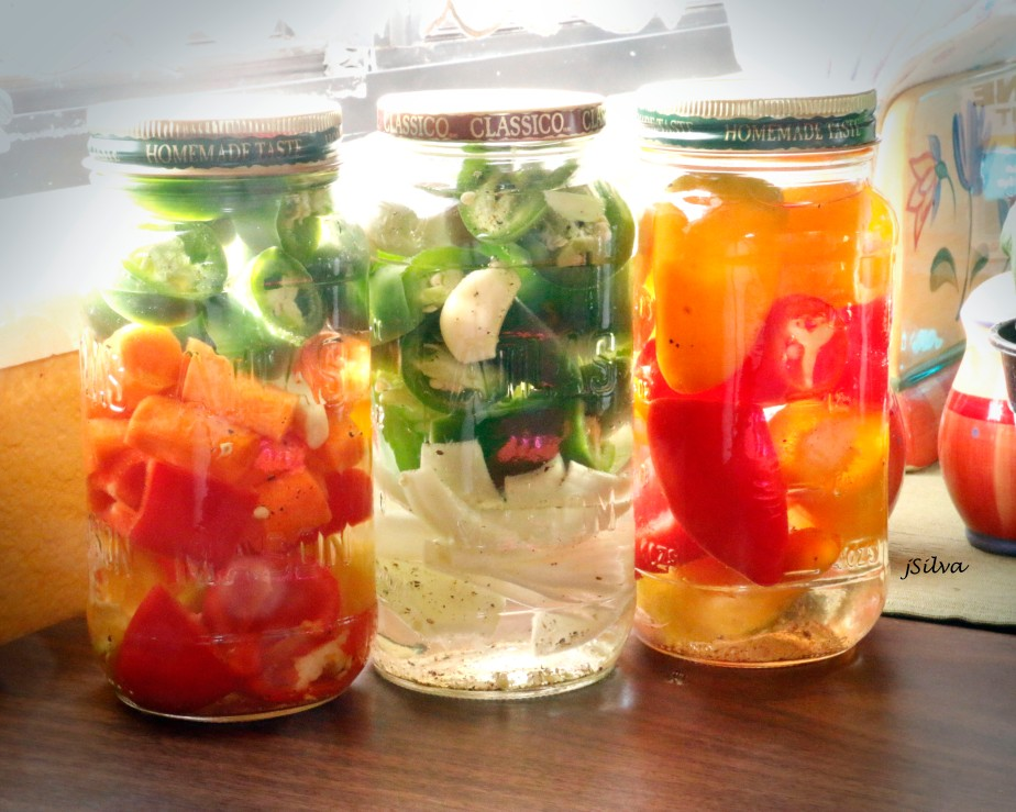 Pickeled Veggies